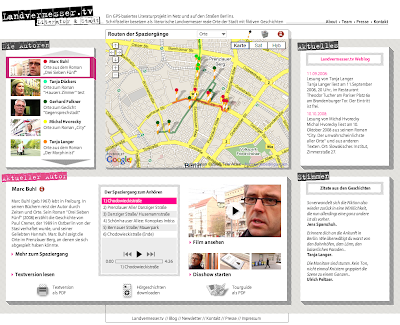 Read more about the article Mit Landvermesser.tv  ein anderes Berlin entdecken