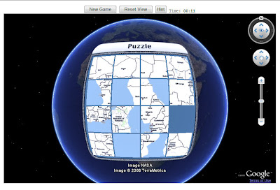 Read more about the article Puzzler: Ein Landkartenpuzzle von Afrika