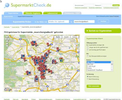 Read more about the article Supermarktcheck.de – Supermärkte in Deutschland finden