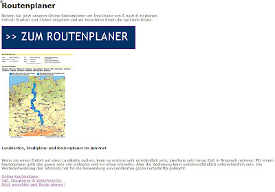 Read more about the article Vorsicht vor www.routenplaner-interaktiv.com (zufinden in der Google Werbung)
