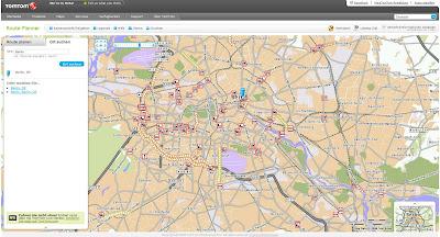 Read more about the article Neu: TomTom mit eigenen Karten und Routenplaner im Internet