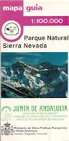 "Read more about the article Landkartenexot: Wanderkarte ""Parque Natural Sierra Nevada 1:100.000"""