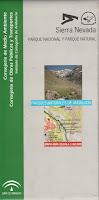 """Read more about the article Landkartenexot: Wanderkarte """"Sierra Nevada – Parque Nacional y Parque Natural 1:60.000"""""""