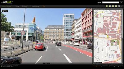 Read more about the article sightwalk.de zeigt Streetviewbilder von Köln