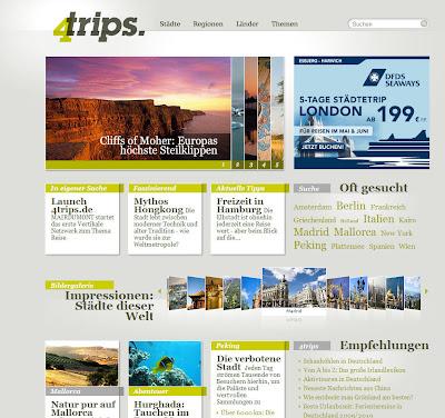 """Read more about the article 4trips.de – Das """"Reise-Netzwerk"""" von MairDumont"""