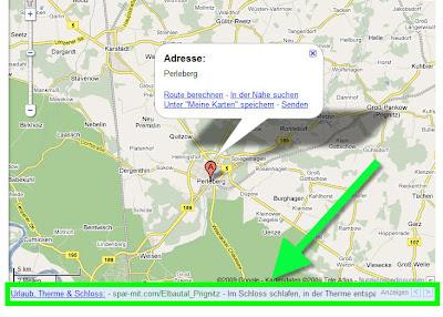 Read more about the article Google Maps leider ab sofort mit Werbefensterchen