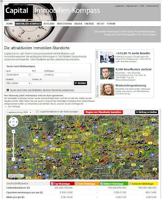 Read more about the article Capital Immobilien-Kompass jetzt noch umfangreicher