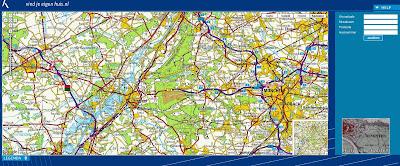 Read more about the article vind je eigen huis.nl – Topographische Karten aller Art von den Niederlanden
