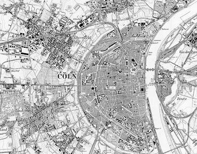 Read more about the article GeoGREIF zeigt historische topographische Landkarten von Deutschland im Maßstab 1:25.000
