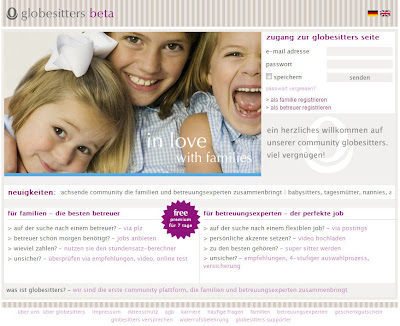 Read more about the article Mit globesitters Babysitter finden