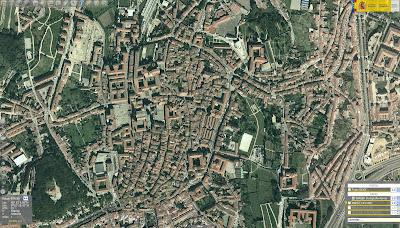 Read more about the article Online: Staatliche topographische Karten und Luftbilder von ganz Spanien (mit Balearen und Kanarische Inseln)