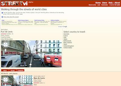Read more about the article Streetvi – Entdecke die Welt in Streetviewbildern