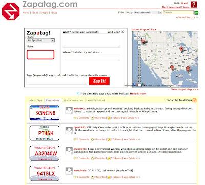 Read more about the article Aus den USA: Mit Zapatag Verkehrsrawdies ankreiden
