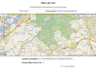 Read more about the article Get Lat Lon: Schnell Koordination weltweit finden
