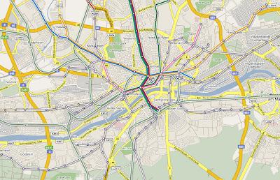 Read more about the article Google Maps zeigt jetzt Liniennetzpläne des Öffentlichen Nahverkehrs