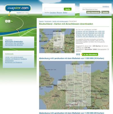 Read more about the article Vorsicht Landkartenabzocker: mapstor.com verkauft kostenlose sowjetische topographische Karten der ganzen Welt