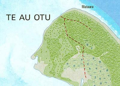 Read more about the article Online: Offizielle topographische Karten von Cook-Islands und Tokelau