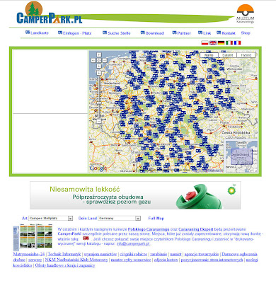 Read more about the article CamperPark zeigt Campingplätze in Deutschland