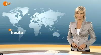 Read more about the article Kunst oder neue Weltordnung? Die peinliche Weltkarte im ZDF Nachrichtenstudio