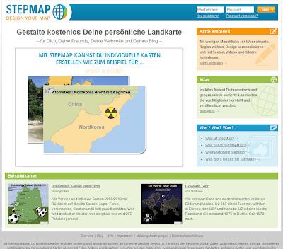 Read more about the article Mit Stepmap seine eigene Landkarte erstellen