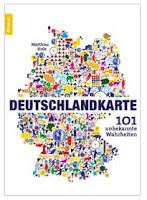 Read more about the article Buchtipp: Deutschlandkarte: 101 unbekannte Wahrheiten