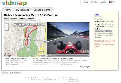 Read more about the article Mit vidmap ein Video mit einer Landkarte verbinden