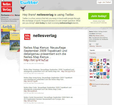 Read more about the article Nelles-Verlag jetzt mit Twitter