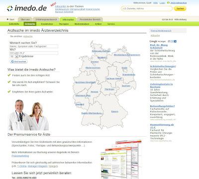 Read more about the article Mit Imedo Ärzte und Heilpraktiker finden
