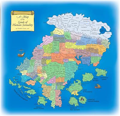 Read more about the article Die Landkarte der menschlichen Sexualität