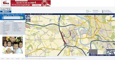 Read more about the article Das modernere Map24 befindet sich auf Navteq.de