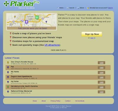 Read more about the article Mit Plarker Orte auf einer Karte empfehlen