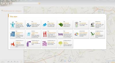 Read more about the article Microsoft zeigt schon jetzt die Beta der neuen Bing Maps