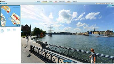 Read more about the article eniro zeigt Straßenansichten und Schrägaufnahmen von schwedischen Städten