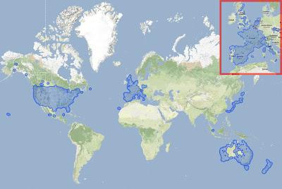 Read more about the article Google Streetview expandiert ungebremst. Ganz Frankreich und Singapure sind neu dazugekommen