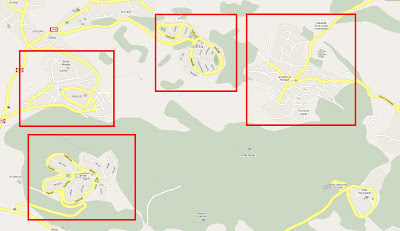 Read more about the article Skandal oder Zufall? Zweiklassengesellschaft auf Landkarten in Israel aufgedeckt