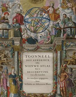 Read more about the article Atlas Maior: Der berühmte Atlas von 1645 ist vollständig online abrufbar