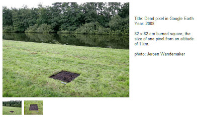 Read more about the article Der Tote Pixel in Google Earth
