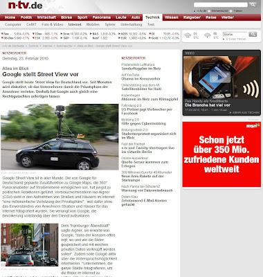 Read more about the article Google stellt heute Google Street View für Deutschland vor!