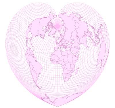 Read more about the article Die Welt ist Verliebt – Der Valentinstagsglobus zeigt es!