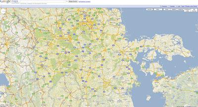 Read more about the article Bei Google Maps kann man jetzt die Karte (oder Luftbild) drehen