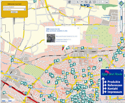Read more about the article Neuer Kartendienst entdeckt: Map and Route