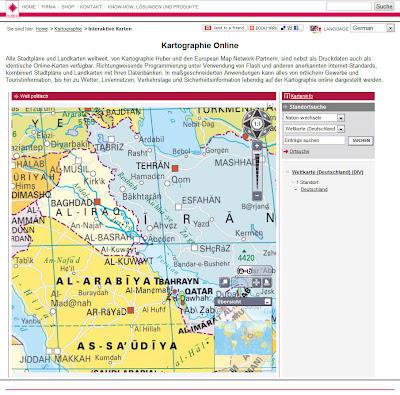 Read more about the article Huber zeigt eine interaktive Weltkarte (auf Englisch)