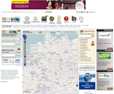 Read more about the article Finde alle Landkarten und Stadtpläne der Welt im Landkarten und Stadtplan Index