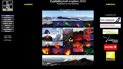 Read more about the article Einzigartige Luftbilder und Fotos vom Vulkan Eyjafjallajokull auf Island
