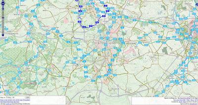Read more about the article Mit Opencyclemap Radwege und Radtouren in Mitteleuropa finden und planen