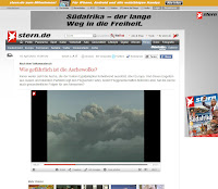 Read more about the article Stern: Aschewolke nicht so schlimm wie Medien berichten!