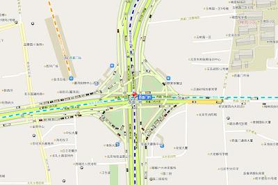 Read more about the article Sogon zeigt animiert den Verkehr in Peking