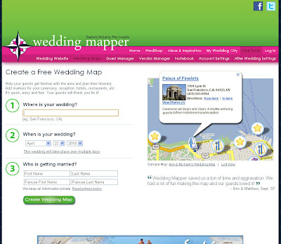 Read more about the article Weddingmapper: Mit Weddingmapper eine Hochzeitskarte zusammenstellen, damit alle Gäste auch zu den Feierlichkeiten kommen