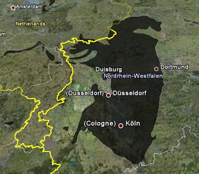 Read more about the article Ölkatastrophe im Golf von Mexiko: Sie wäre so groß wie halb Nordrhein-Westfalen