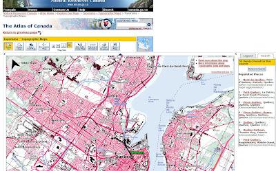 Read more about the article Der Atlas von Kanada zeigt historische und aktuelle topographische Karten von ganz Kanada